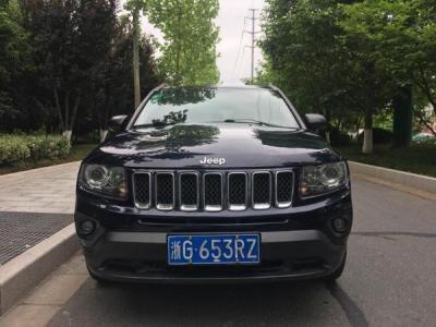 2014年6月 Jeep 指南者 2.0L 两驱豪华版图片