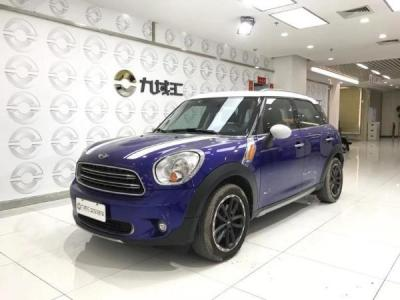 2015年6月 MINI Countryman Cooper S All 4 1.6T 极致暗夜版图片