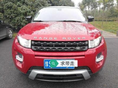 路虎 攬勝極光  2013款 2.2T 柴油版 5門