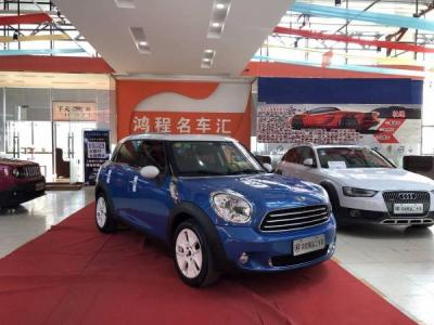 2011年7月 MINI Countryman 1.6L Excitement图片
