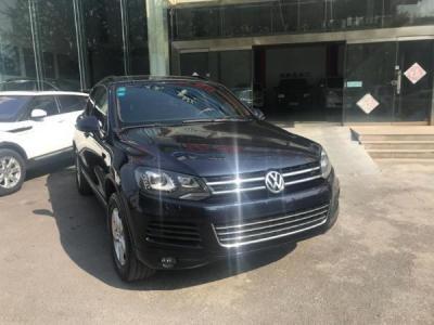 2011年1月 大众 途锐 3.0T 舒适型 汽油版图片