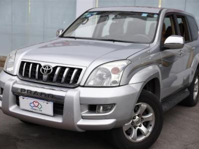 丰田 普拉多  2004款 2.7L GX图片