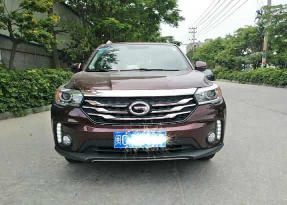 广汽传祺GS4图片
