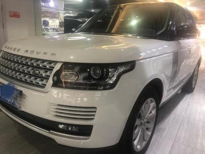 2014年3月 路虎 揽胜行政版 5.0L NA Vogue SE汽油型图片