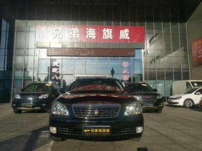 2007年9月 丰田 皇冠 2.5L 特别版图片
