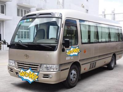 2011年5月 丰田 柯斯达 2.7 豪华车20座汽油图片