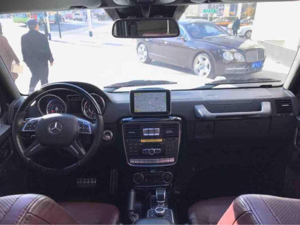 奔驰 AMG  G63 AMG 5.5T 4MATIC图片