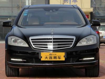 2012年3月 奔驰 S级 S600L 5.5T图片