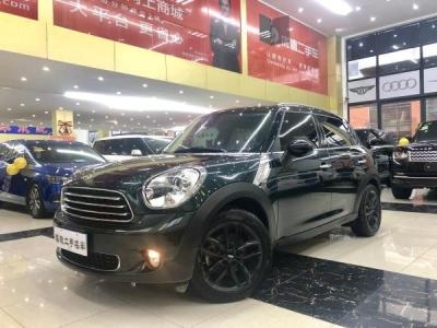 2014年2月 MINI Countryman 1.6L Excitement图片