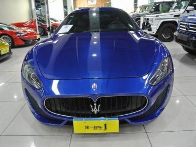 2011年1月 瑪莎拉蒂 GT Maserati瑪莎拉蒂GTS-4.7頂配圖片