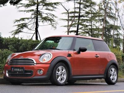 MINI COUPE  2013款 1.6T