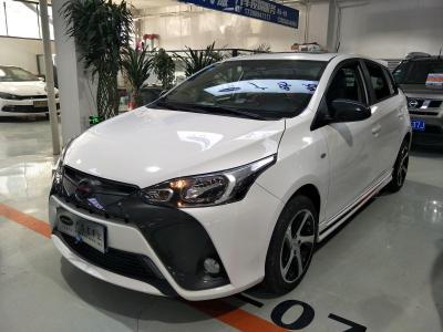 丰田 雅力士  2017款 致炫1.5L CVT劲速天窗升级版