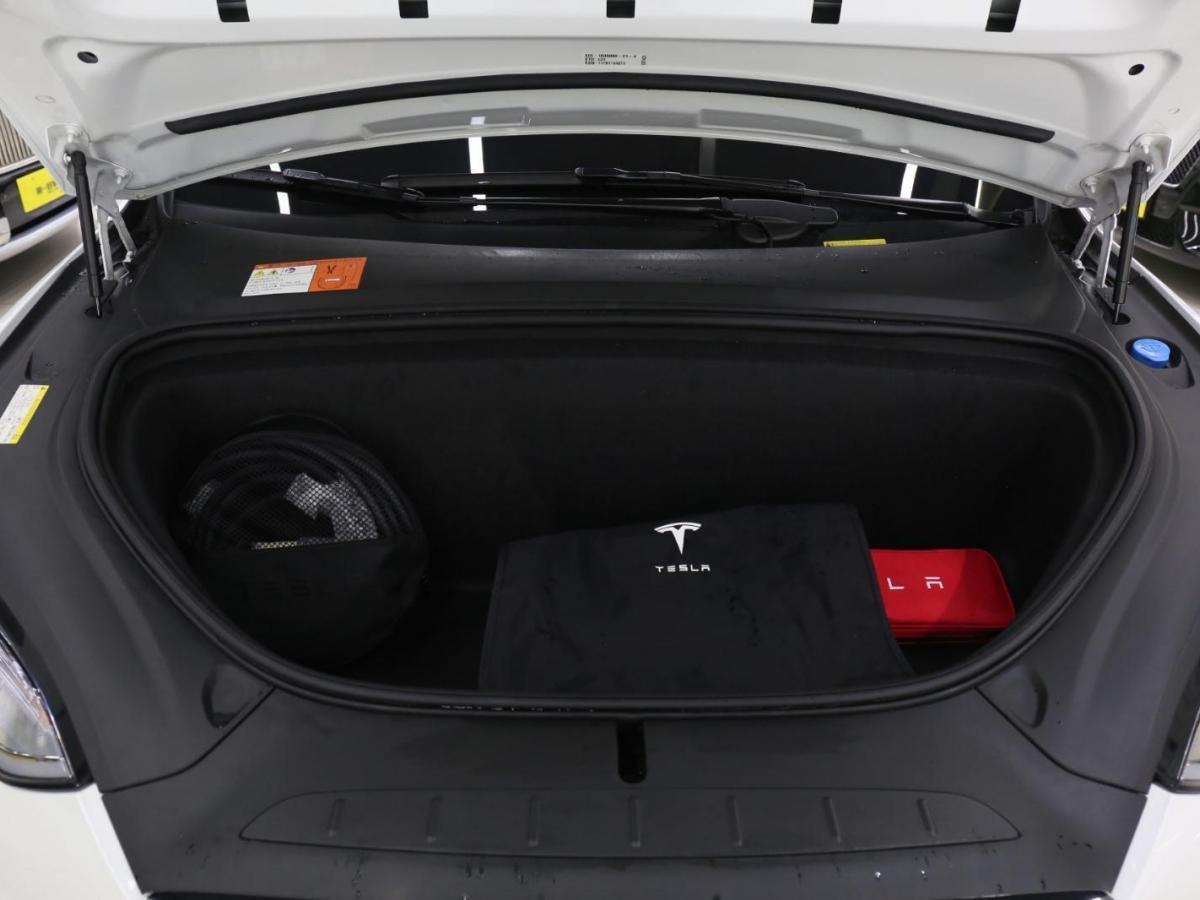 特斯拉 Model X  2016款 P90D图片