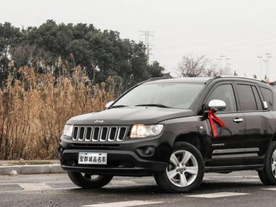 2012年7月 Jeep 指南者(进口) 2.4L 四驱运动版图片