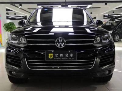 大众 途锐  3.0 TDI V6柴油舒适型图片