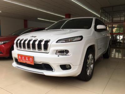 Jeep 自由光  2017款 2.4L 专业版