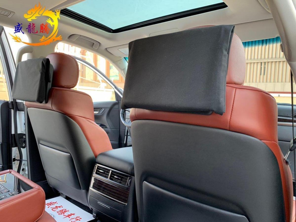 雷克萨斯 LX  LX570 5.7L 尊贵豪华版图片