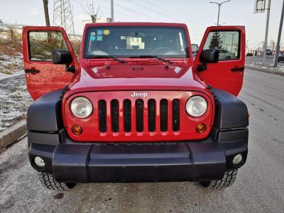 Jeep 牧马人  2011款 3.8L 两门