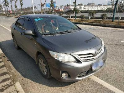 2011年9月 丰田 卡罗拉 1.6L GL图片