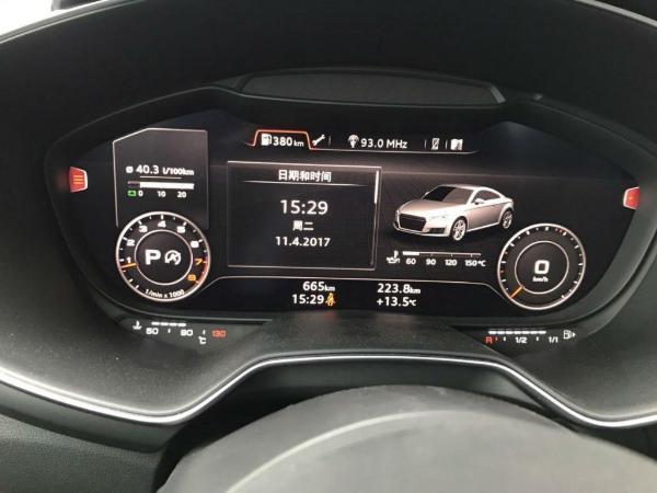 奥迪 奥迪TT  TT Coupe 2.0T FSI 45 TFSI图片