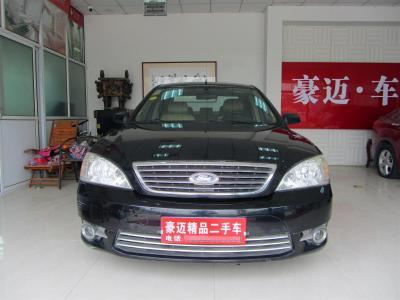 福特 蒙迪欧  2007款 2.0L 尊贵型