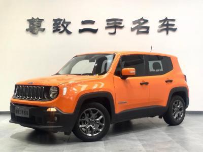 Jeep 自由侠  2017款 180T DCT动能版+