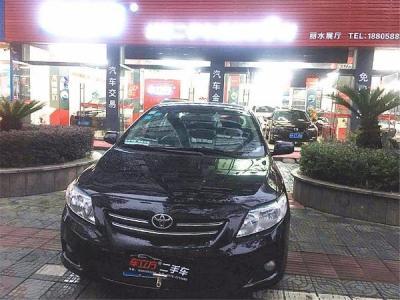 丰田 卡罗拉  1.6 GL