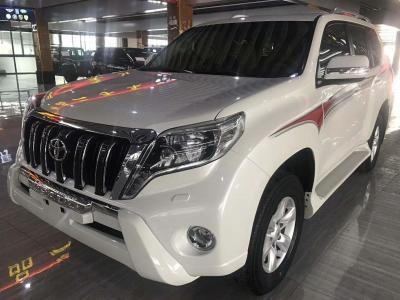 2013年10月 丰田 普拉多  2.7L 豪华版图片