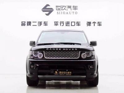 路虎 攬勝運動版  2013款 5.0T 運動版 SC HSE汽油型