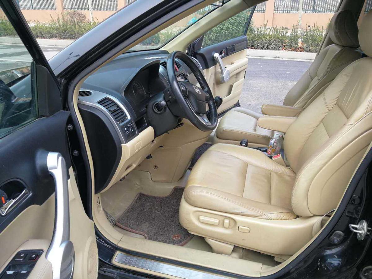 本田 CR-V  2007款 2.4L 手动四驱豪华型图片