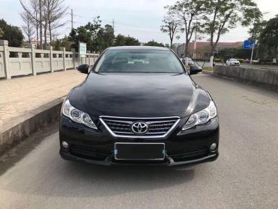 丰田 锐志  2013款 2.5V 菁锐版