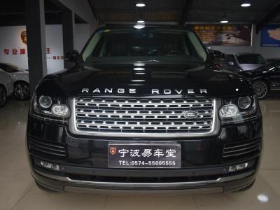 2015年6月 路虎 攬勝行政版  5.0T SC AB 巔峰創世加長版 汽油型圖片