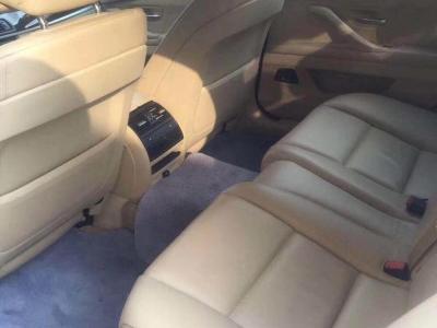 寶馬 寶馬5系  2012款 523Li 2.5L 豪華型
