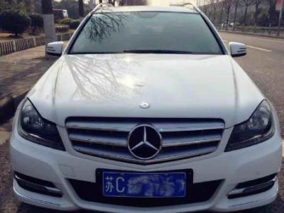 2014年1月   奔驰 (进口)C级 C200 1.8T 时尚型图片