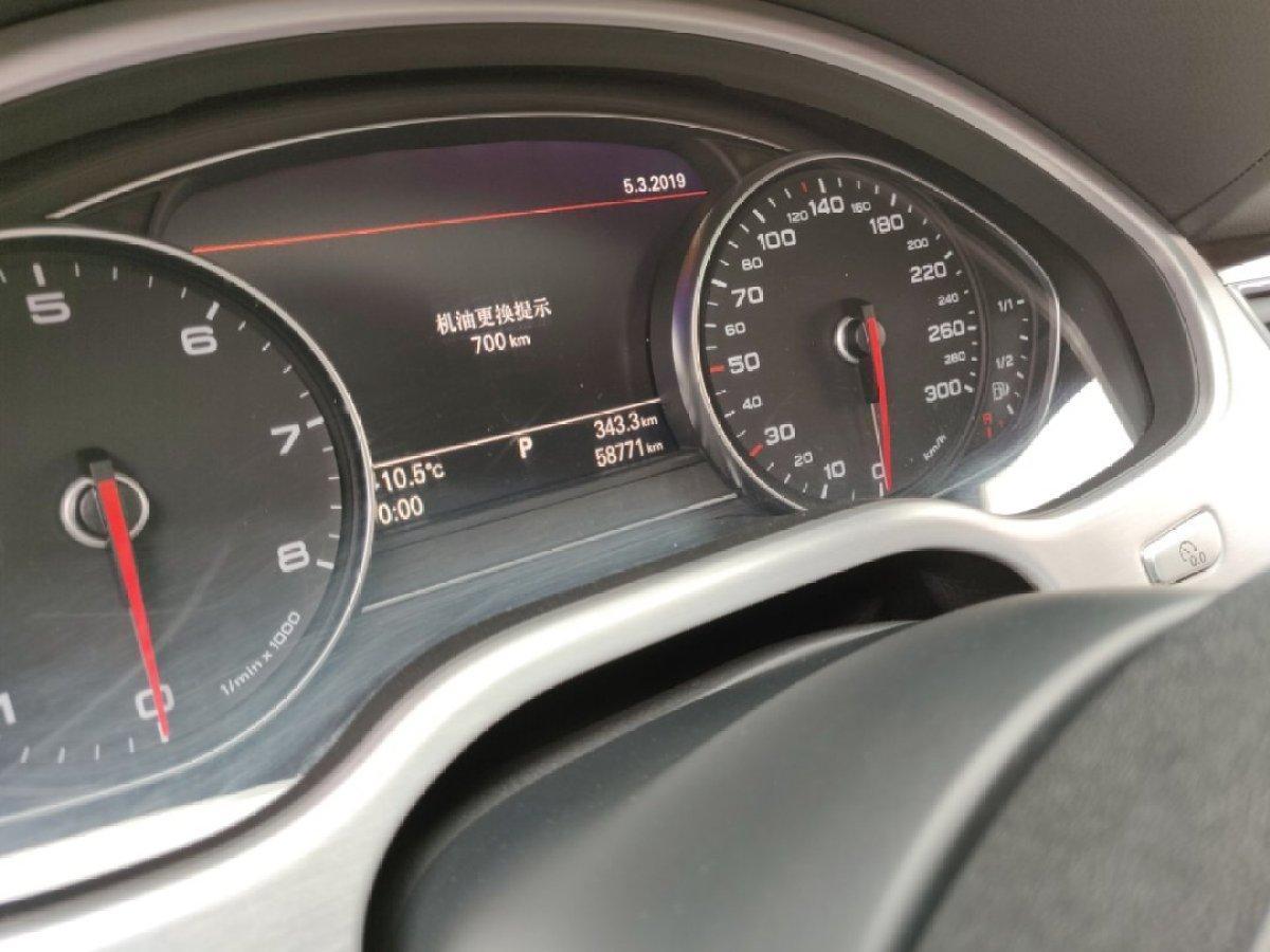 奥迪 奥迪A8  2014款 A8L 45 TFSI quattro舒适型图片