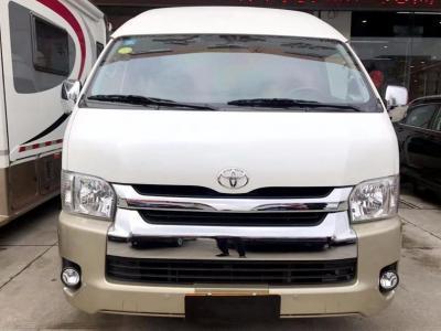 豐田 海獅  2011款 2.7 13座豪華版