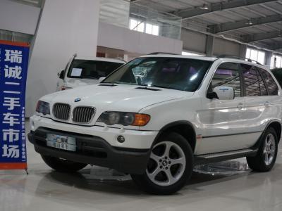 寶馬 寶馬X5  2003款 X5 4.4L 四驅 美規