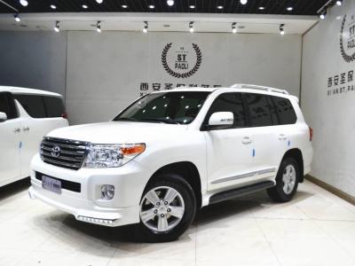丰田 兰德酷路泽  2015款 4.6 4600 中东限量版