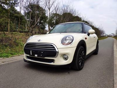 2018年1月 MINI Coupe  1.2T Pioneer 先锋派图片