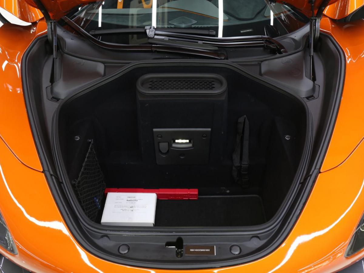 迈凯伦 720S  2017款 4.0T Coupe图片