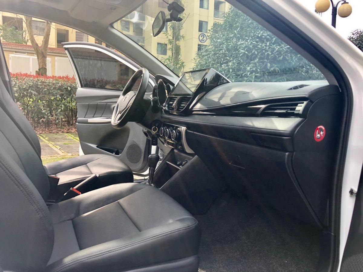 丰田 威驰  2017款 1.5L CVT尊行版图片