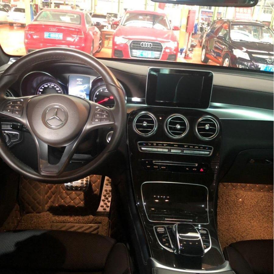 奔驰 GLA级  2016款 GLA200 1.6T DCT时尚型图片