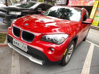 2012年12月 宝马 宝马X1 xDrive20i 2.0T 豪华型图片