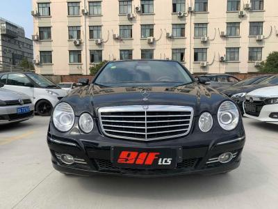 2007年6月 奔驰 奔驰E级 E350 3.5L 时尚型图片