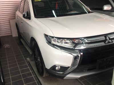 2016年6月 三菱 欧蓝德(进口) 2.4L CVT 旗舰GT版图片