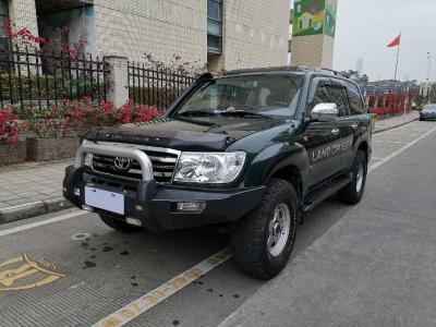2002年9月 丰田 兰德酷路泽(进口) 4.7 VX-R图片