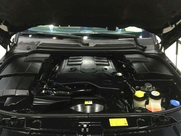 路虎 发现  发现4 4.0 V6 HSE图片