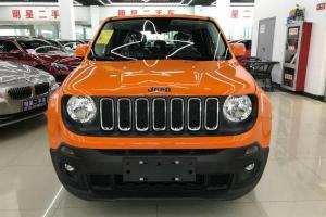未上牌 Jeep 自由侠 1.4T 动能版+图片