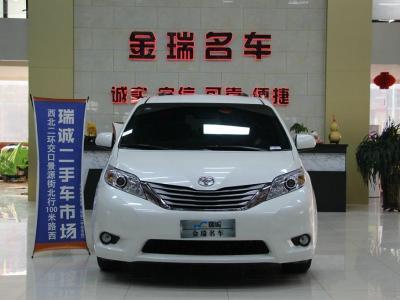 2017年6月 丰田 塞纳(进口) 3.5 L 两驱7座 美规版图片