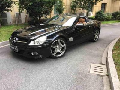 奔驰 SL级  SL300 3.0 GrandEdition